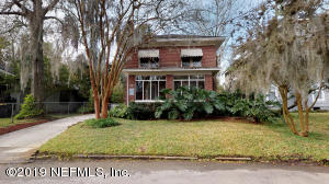 Photo of 1230 Willowbranch Ave, Jacksonville, Fl 32205 - MLS# 982744