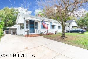 Avondale Property Photo of 3039 Plum St, Jacksonville, Fl 32205 - MLS# 982227