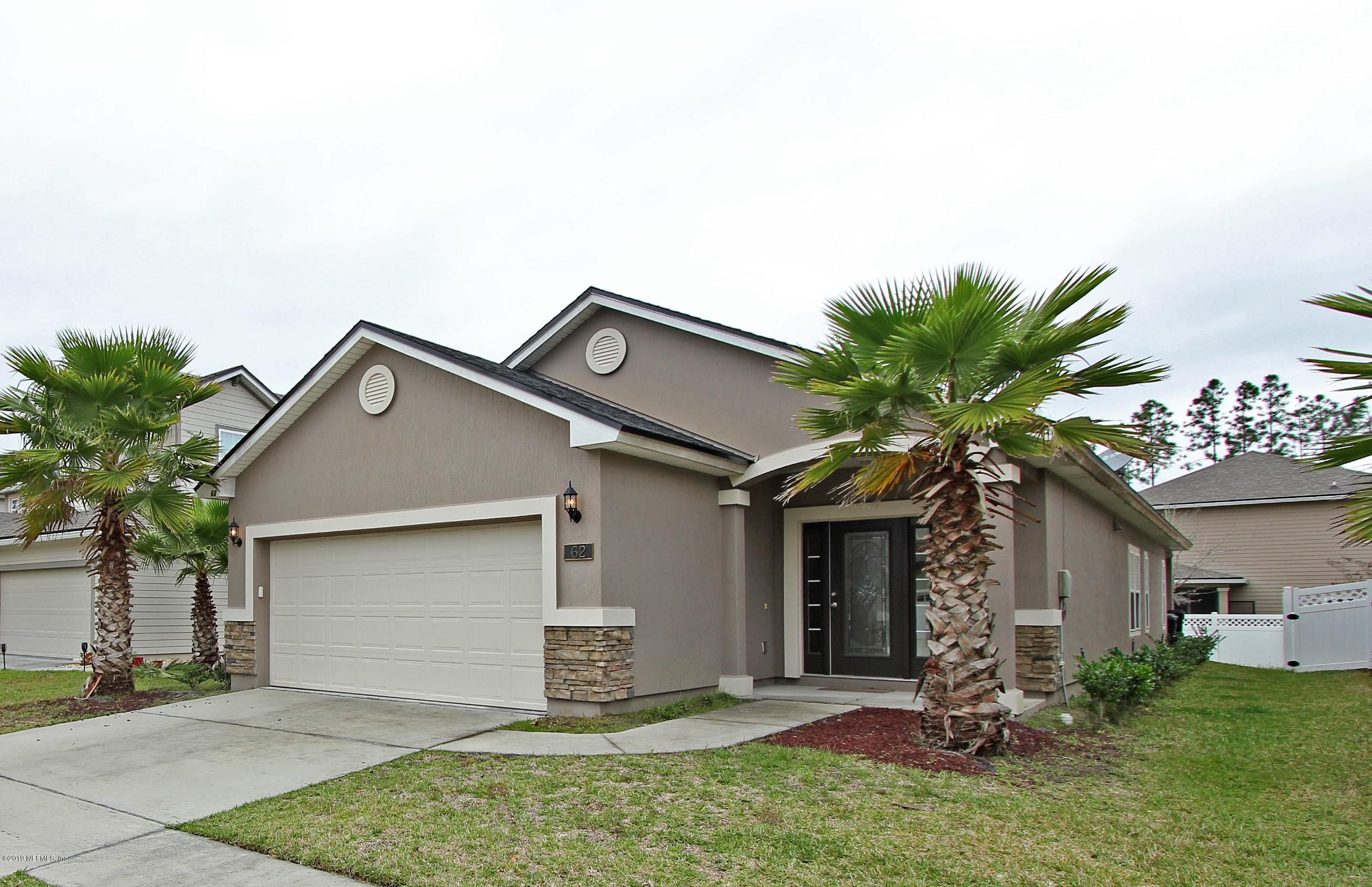 62 FERNBROOK, ST JOHNS, FLORIDA 32259, 3 Bedrooms Bedrooms, ,2 BathroomsBathrooms,Residential - single family,For sale,FERNBROOK,983754