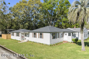 Avondale Property Photo of 1358 Rensselaer Ave, Jacksonville, Fl 32205 - MLS# 983495