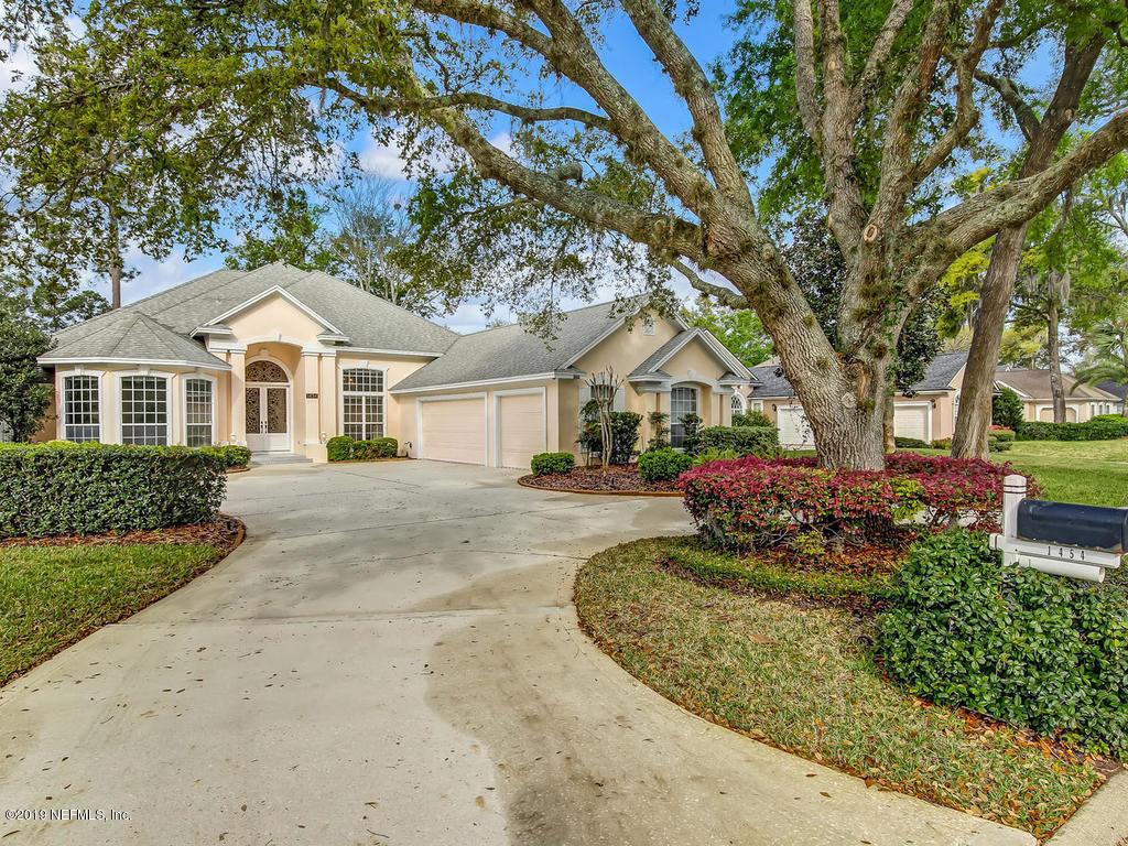 1454 HARRINGTON PARK, JACKSONVILLE, FLORIDA 32225, 4 Bedrooms Bedrooms, ,3 BathroomsBathrooms,Residential - single family,For sale,HARRINGTON PARK,983955