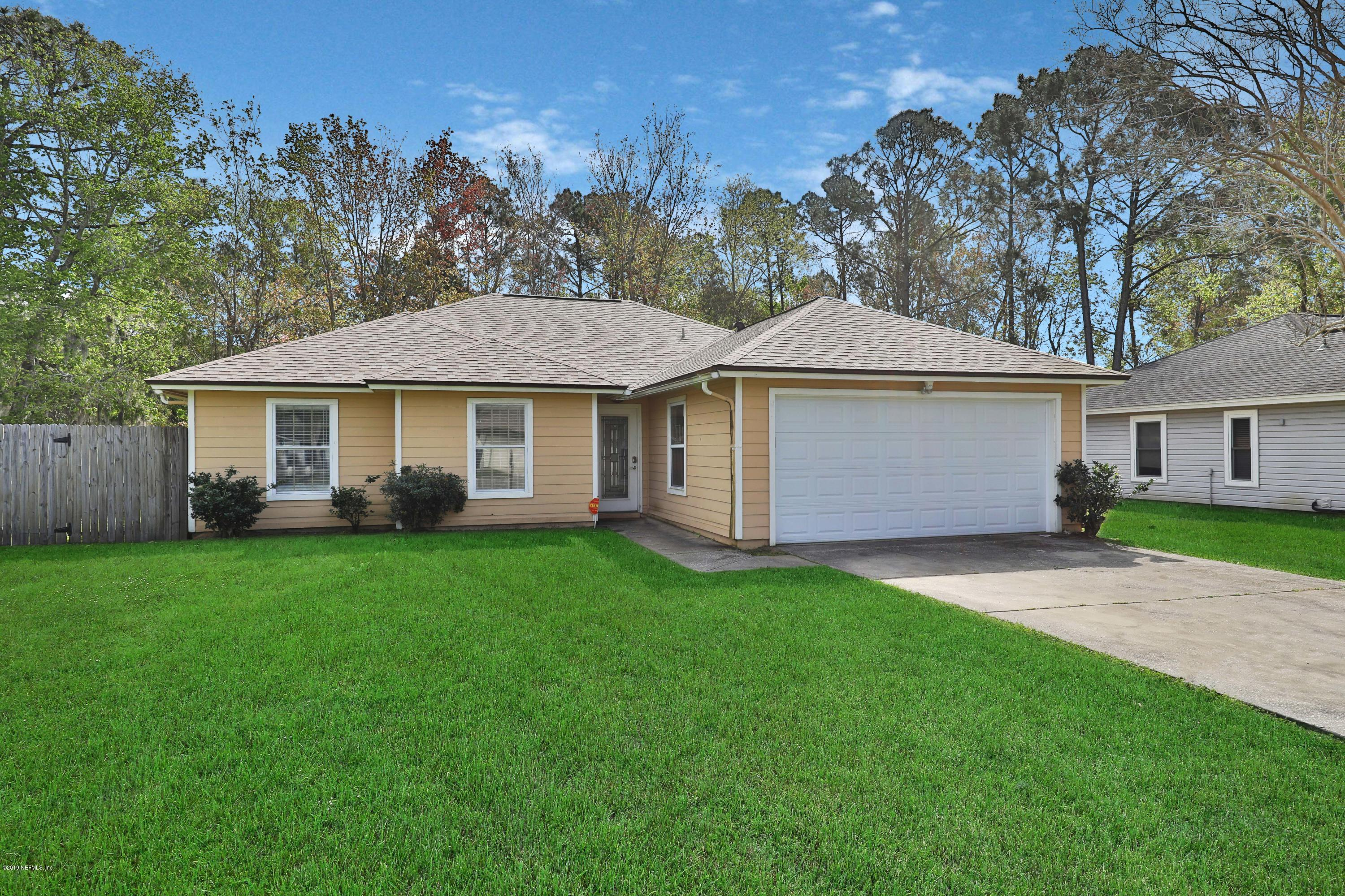 95 CRYSTAL BRANCH, JACKSONVILLE, FLORIDA 32225, 4 Bedrooms Bedrooms, ,2 BathroomsBathrooms,Residential - single family,For sale,CRYSTAL BRANCH,985358