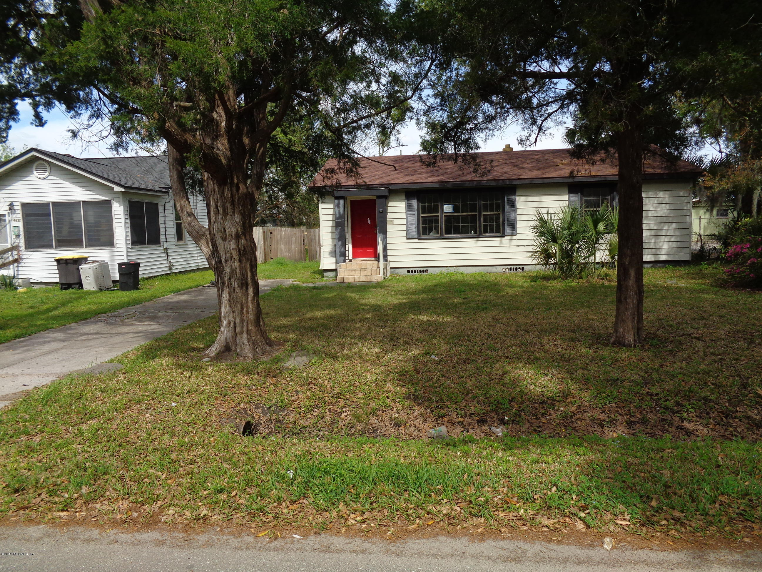 4633 PALMER, JACKSONVILLE, FLORIDA 32210, 4 Bedrooms Bedrooms, ,4 BathroomsBathrooms,Residential - single family,For sale,PALMER,984497