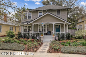 Photo of 2518 Herschel St, Jacksonville, Fl 32204 - MLS# 984641
