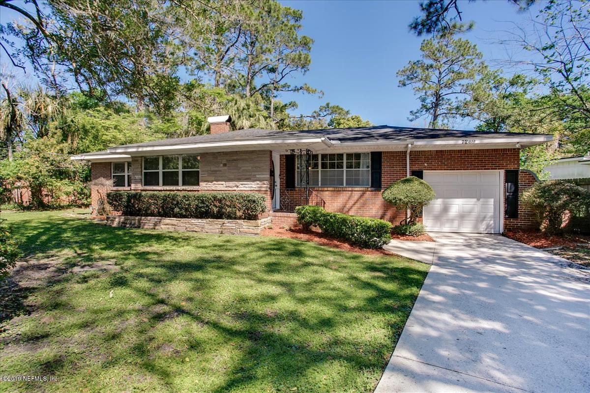7269 COLIGNY, JACKSONVILLE, FLORIDA 32217, 3 Bedrooms Bedrooms, ,2 BathroomsBathrooms,Residential - single family,For sale,COLIGNY,984662