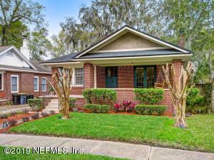 Photo of 3623 Boone Park Ave, Jacksonville, Fl 32205 - MLS# 984728