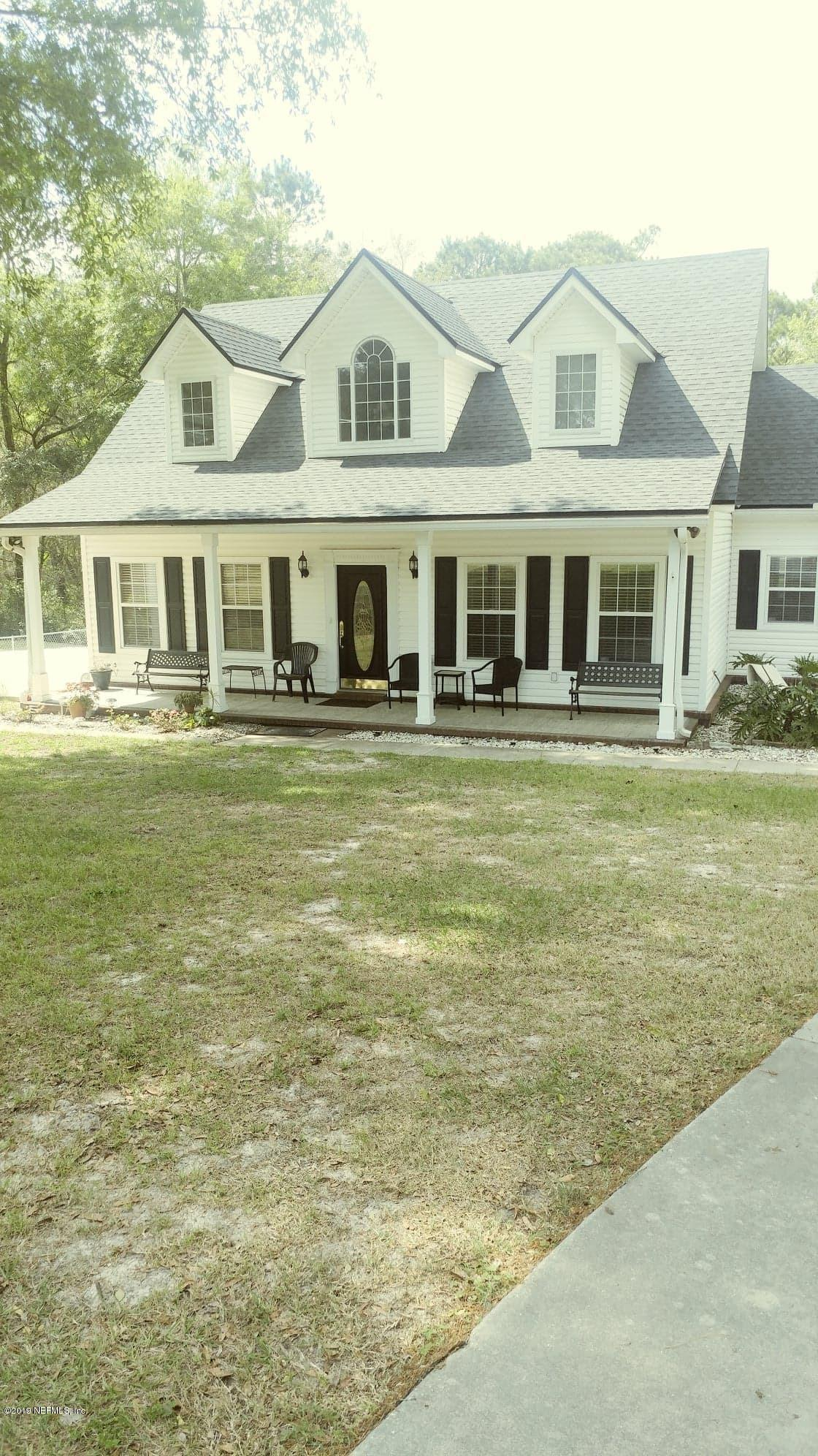 10730 SAINT MARYS, MACCLENNY, FLORIDA 32063, 4 Bedrooms Bedrooms, ,3 BathroomsBathrooms,Residential - single family,For sale,SAINT MARYS,984713
