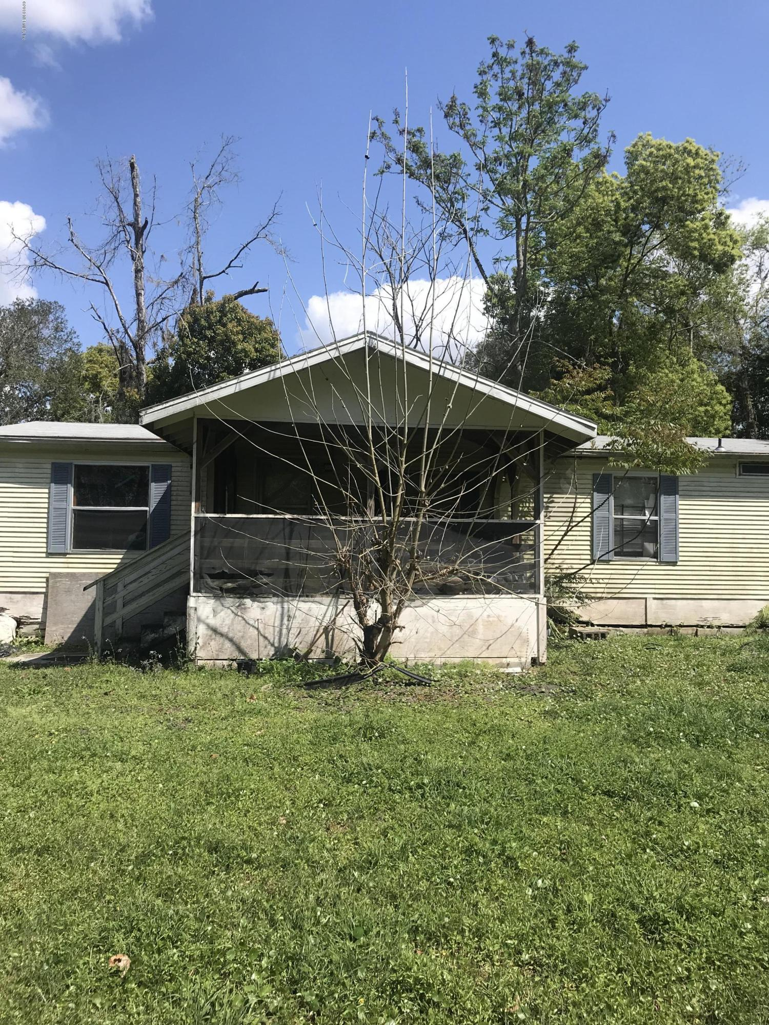 10441 CRAIG, JACKSONVILLE, FLORIDA 32225, 3 Bedrooms Bedrooms, ,2 BathroomsBathrooms,Residential - mobile home,For sale,CRAIG,984868