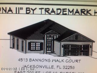 Photo of 4513 BANNONS WALK, JACKSONVILLE, FL 32258