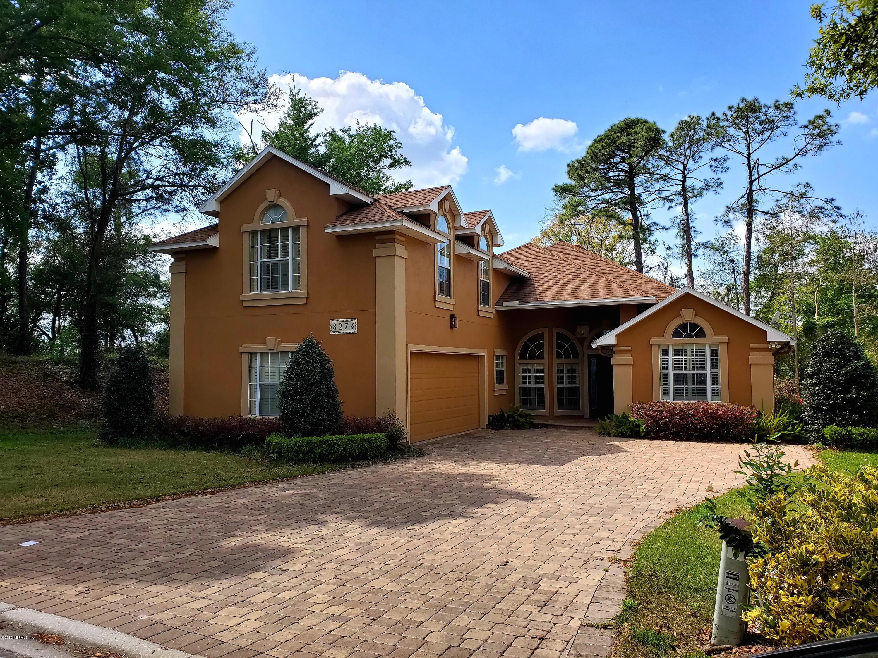 8274 SHADETREE, JACKSONVILLE, FLORIDA 32256, 4 Bedrooms Bedrooms, ,3 BathroomsBathrooms,Residential - single family,For sale,SHADETREE,985307