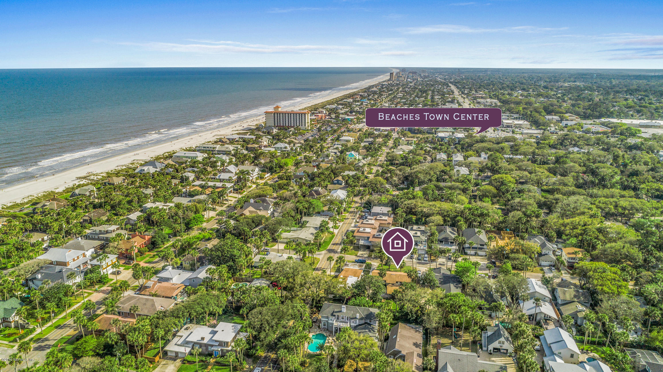 307 4TH, ATLANTIC BEACH, FLORIDA 32233, 4 Bedrooms Bedrooms, ,2 BathroomsBathrooms,Residential - single family,For sale,4TH,985228