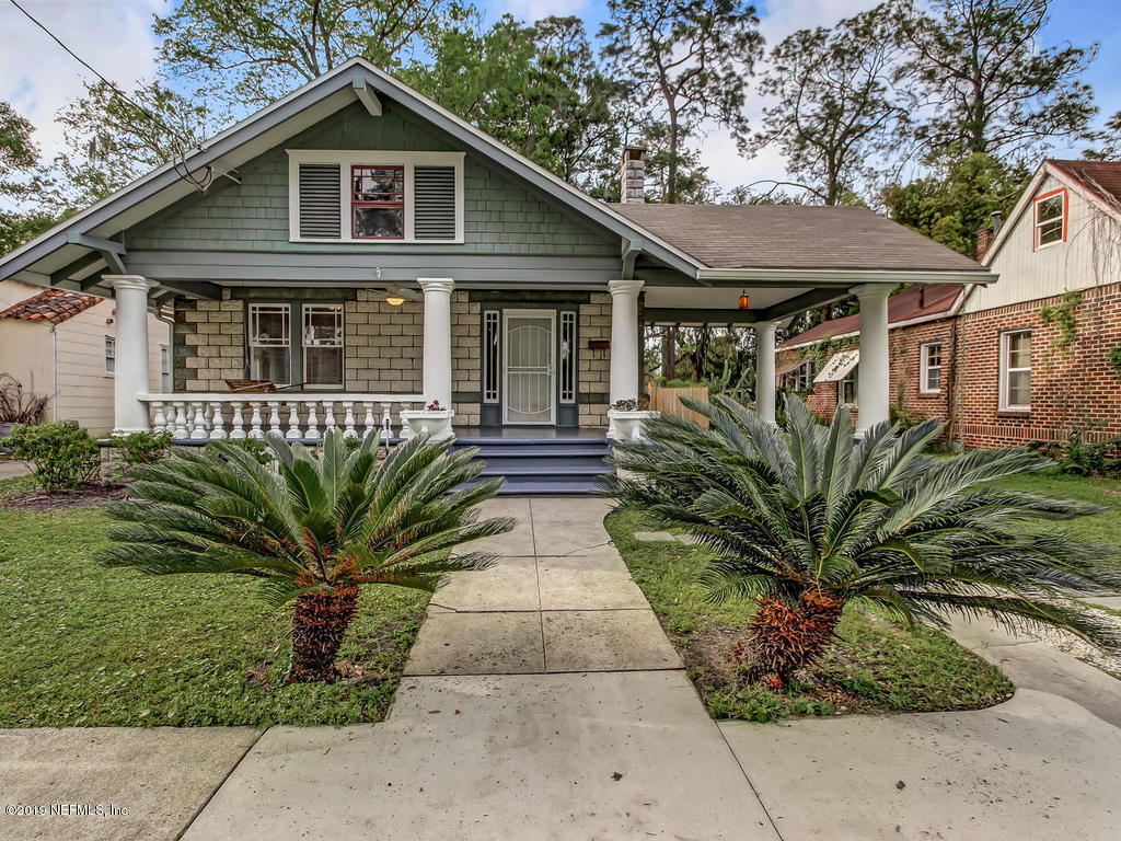 3329 RANDALL, JACKSONVILLE, FLORIDA 32205, 3 Bedrooms Bedrooms, ,2 BathroomsBathrooms,Residential - single family,For sale,RANDALL,985338