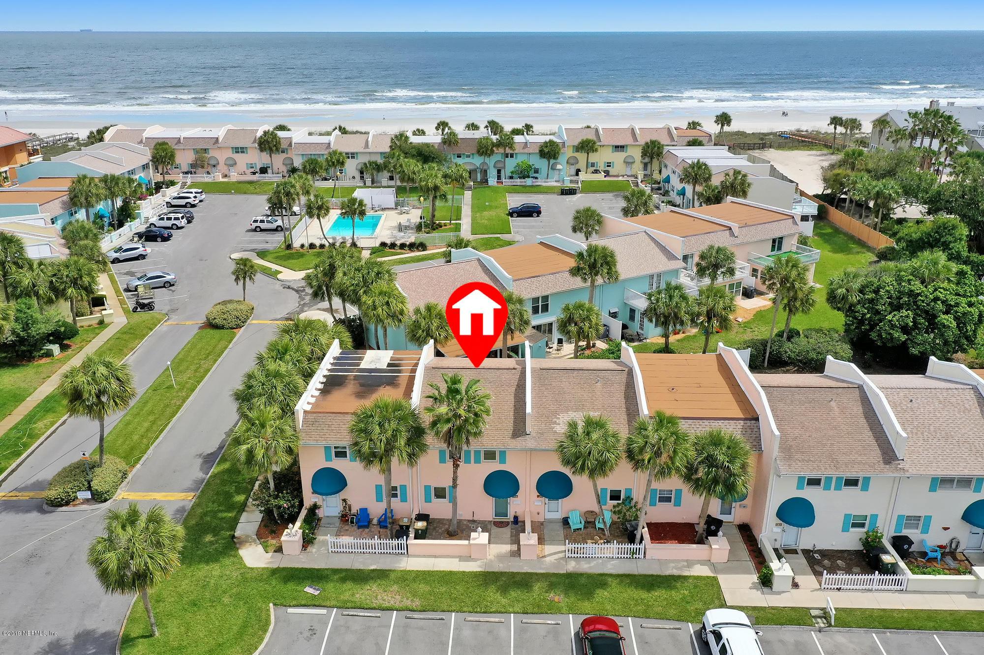 2233 SEMINOLE, ATLANTIC BEACH, FLORIDA 32233, 2 Bedrooms Bedrooms, ,1 BathroomBathrooms,Residential - condos/townhomes,For sale,SEMINOLE,985418
