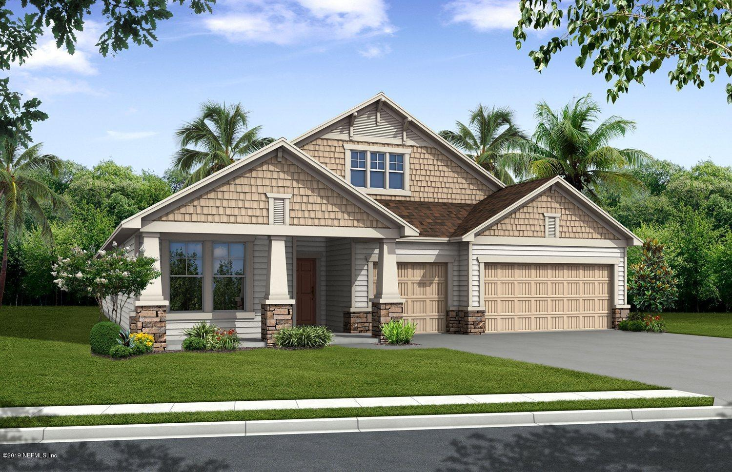 366 STONE CREEK, ST JOHNS, FLORIDA 32259, 4 Bedrooms Bedrooms, ,3 BathroomsBathrooms,Residential - single family,For sale,STONE CREEK,985490
