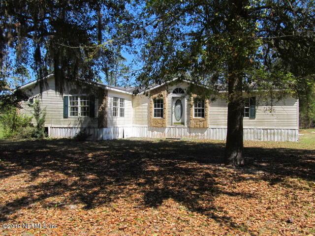 6907 BILL DAVIS, GLEN ST. MARY, FLORIDA 32040, 4 Bedrooms Bedrooms, ,3 BathroomsBathrooms,Residential - mobile home,For sale,BILL DAVIS,985579