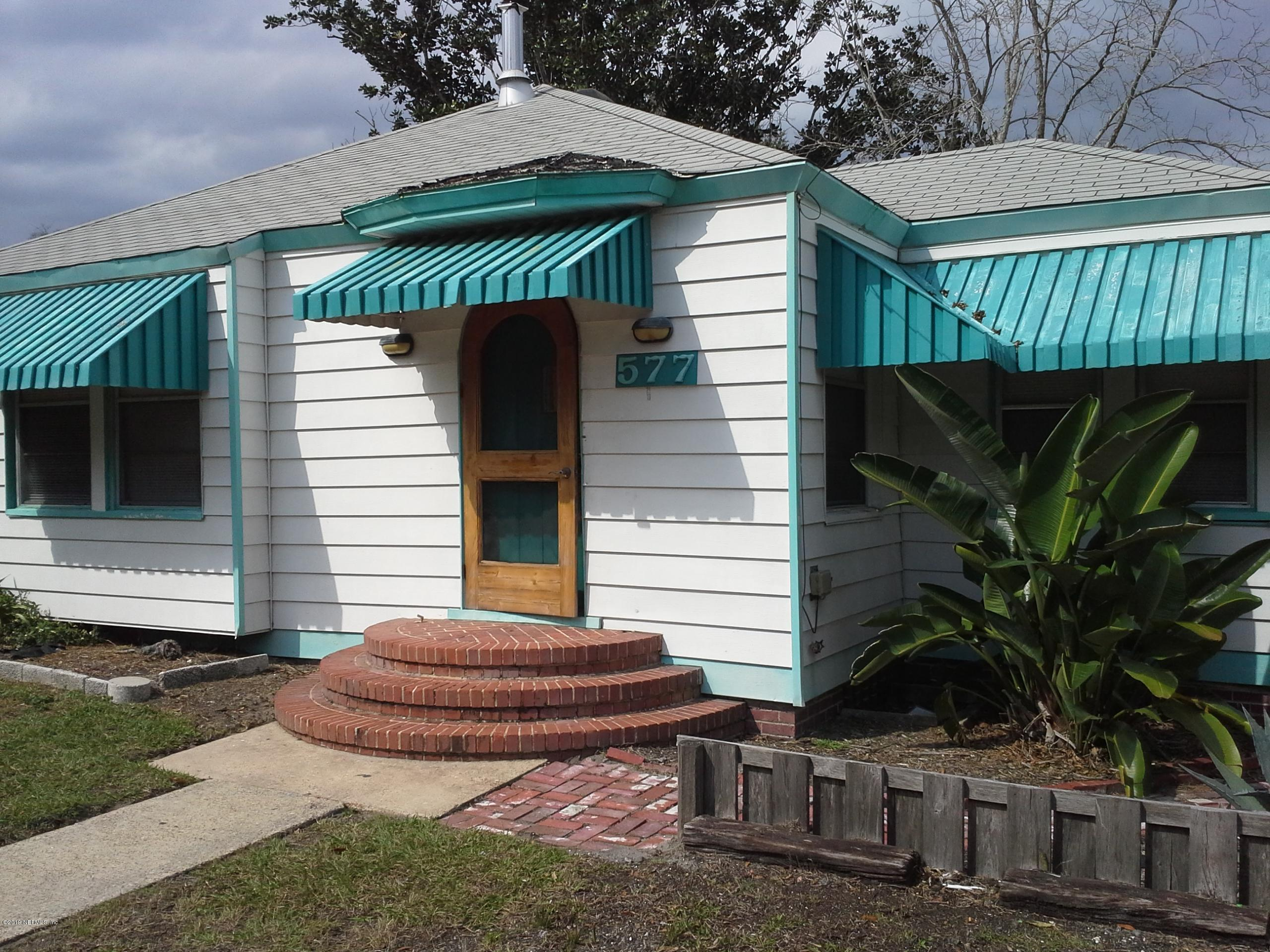 577 49TH, JACKSONVILLE, FLORIDA 32208, 2 Bedrooms Bedrooms, ,1 BathroomBathrooms,Residential - single family,For sale,49TH,985538