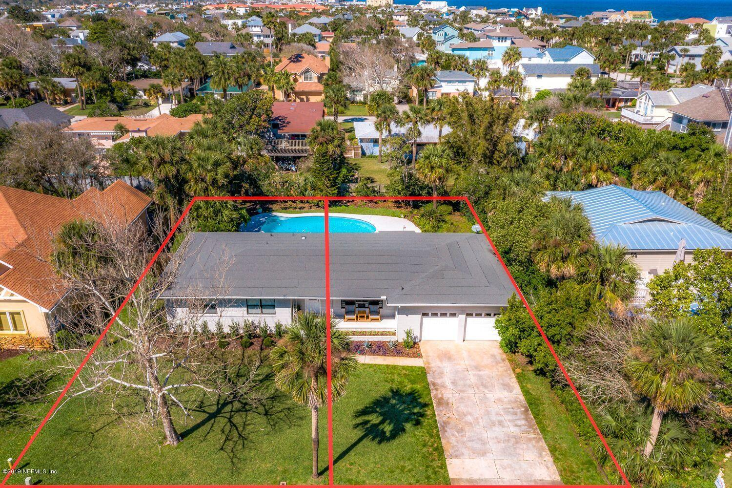 129 36TH, JACKSONVILLE BEACH, FLORIDA 32250, ,Vacant land,For sale,36TH,985592