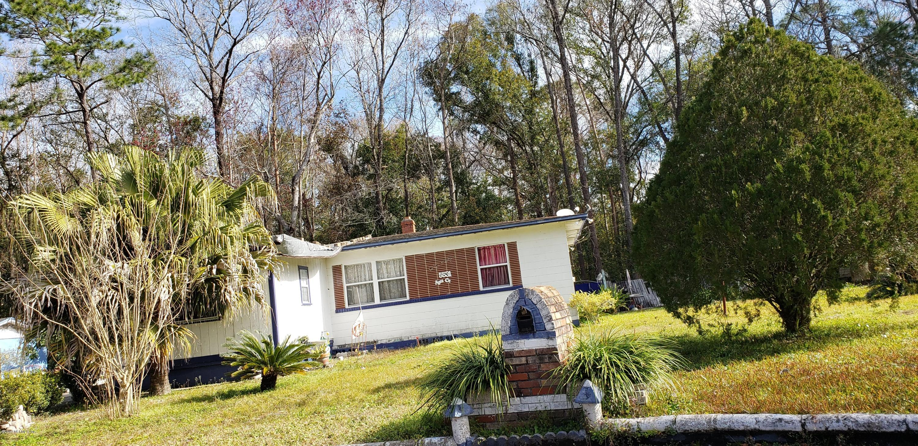 5531 AGRA, JACKSONVILLE, FLORIDA 32209, 3 Bedrooms Bedrooms, ,1 BathroomBathrooms,Residential - single family,For sale,AGRA,985608