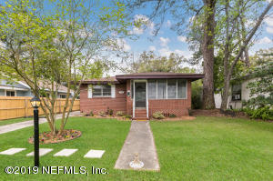 Photo of 1744 Sheridan St, Jacksonville, Fl 32207 - MLS# 984114