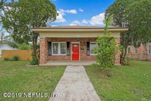 Avondale Property Photo of 1303 Stimson St, Jacksonville, Fl 32205 - MLS# 976759