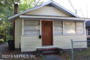 Photo of 1480 Mitchell St, Jacksonville, Fl 32209 - MLS# 986131