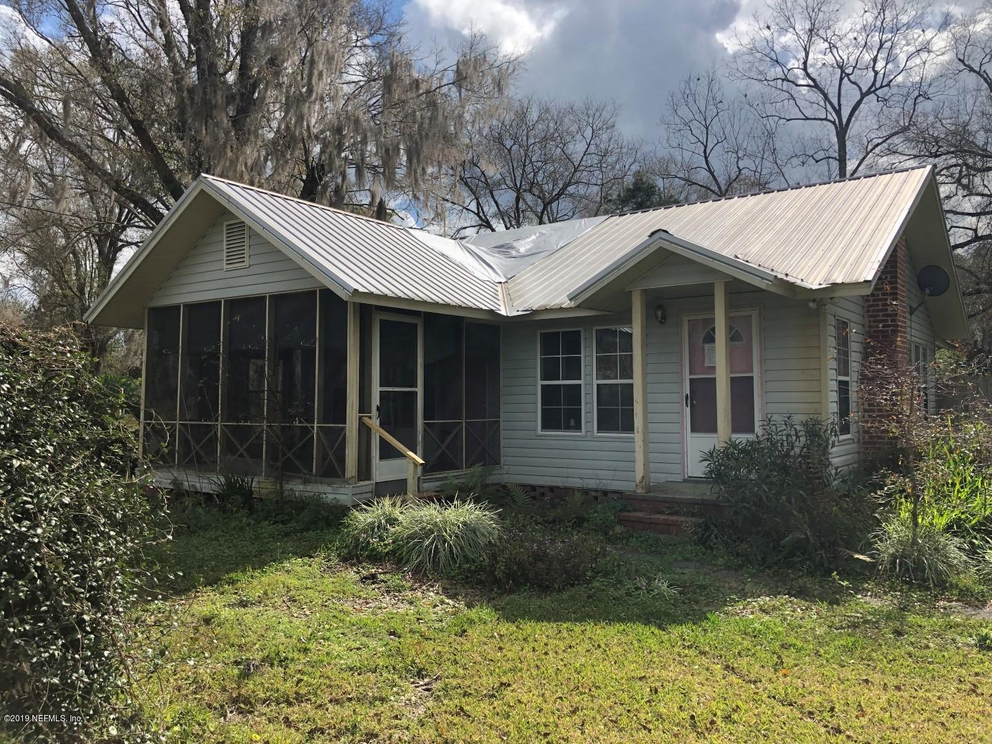 2664 150TH, STARKE, FLORIDA 32091, 3 Bedrooms Bedrooms, ,1 BathroomBathrooms,Residential - single family,For sale,150TH,985938