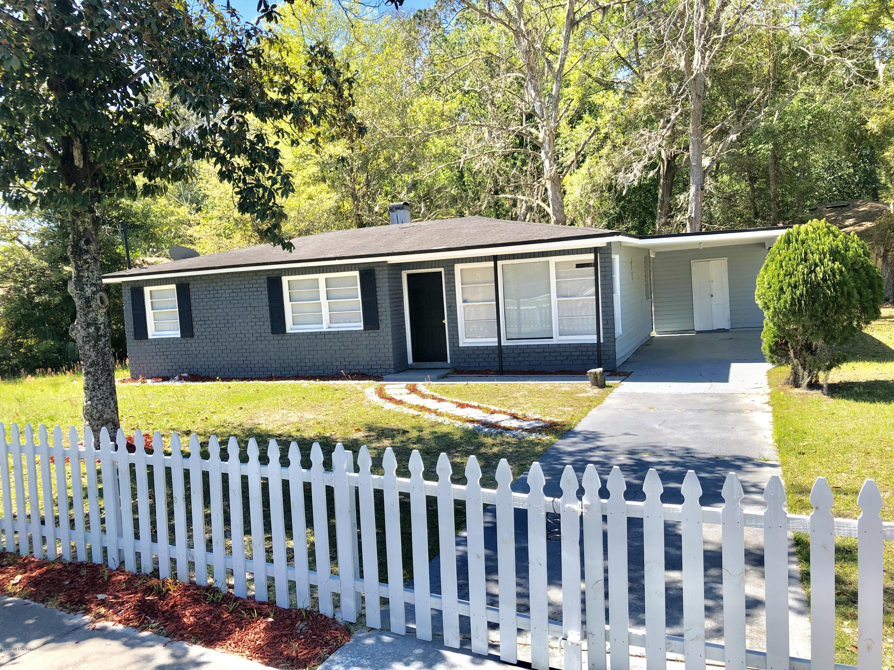 9128 NORFOLK, JACKSONVILLE, FLORIDA 32208, 3 Bedrooms Bedrooms, ,1 BathroomBathrooms,Residential - single family,For sale,NORFOLK,986086