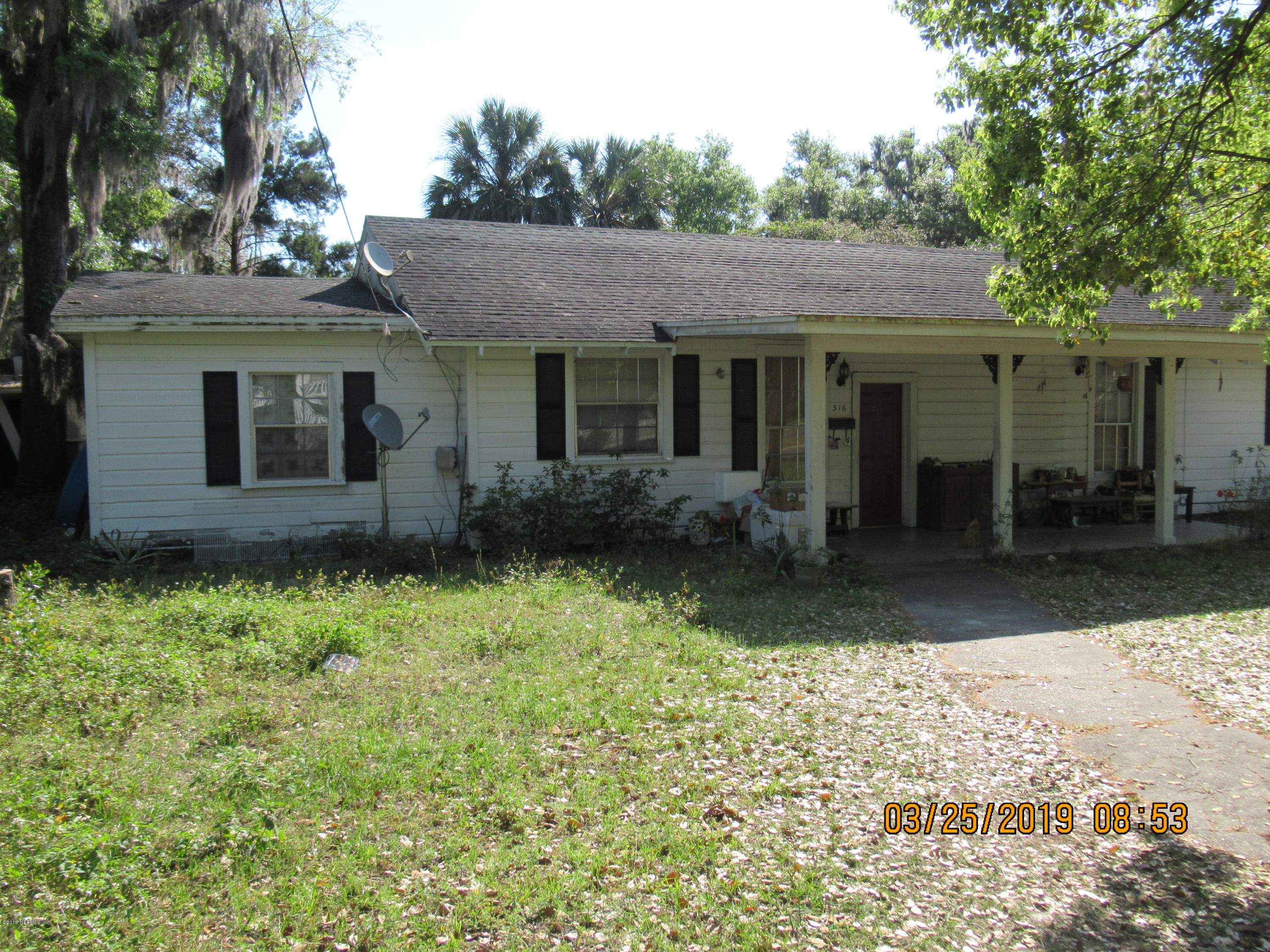Photo of 316 CYPRESS, GREEN COVE SPRINGS, FL 32043