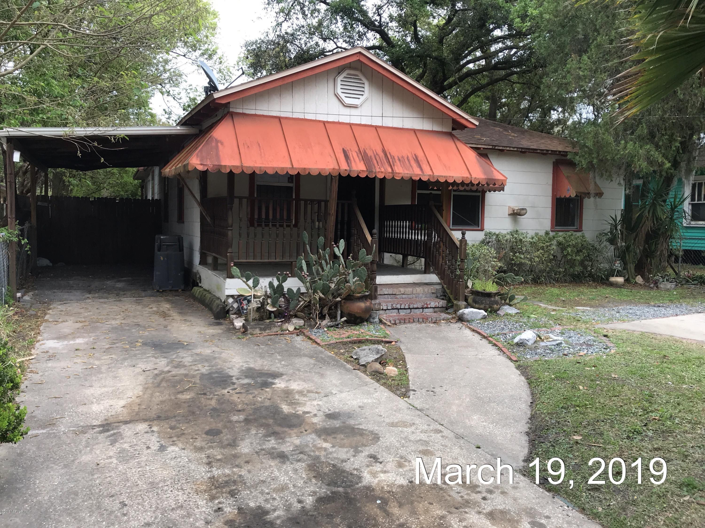 229 WILLOW BRANCH, JACKSONVILLE, FLORIDA 32254, 3 Bedrooms Bedrooms, ,1 BathroomBathrooms,Residential - single family,For sale,WILLOW BRANCH,986354
