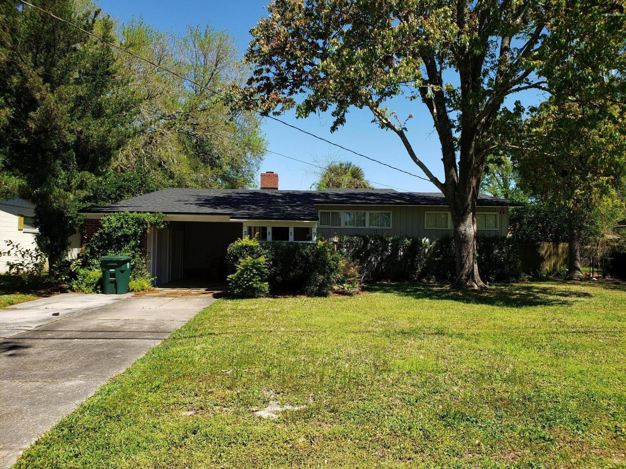 3819 PONCE DE LEON, JACKSONVILLE, FLORIDA 32217, 3 Bedrooms Bedrooms, ,1 BathroomBathrooms,Residential - single family,For sale,PONCE DE LEON,986361