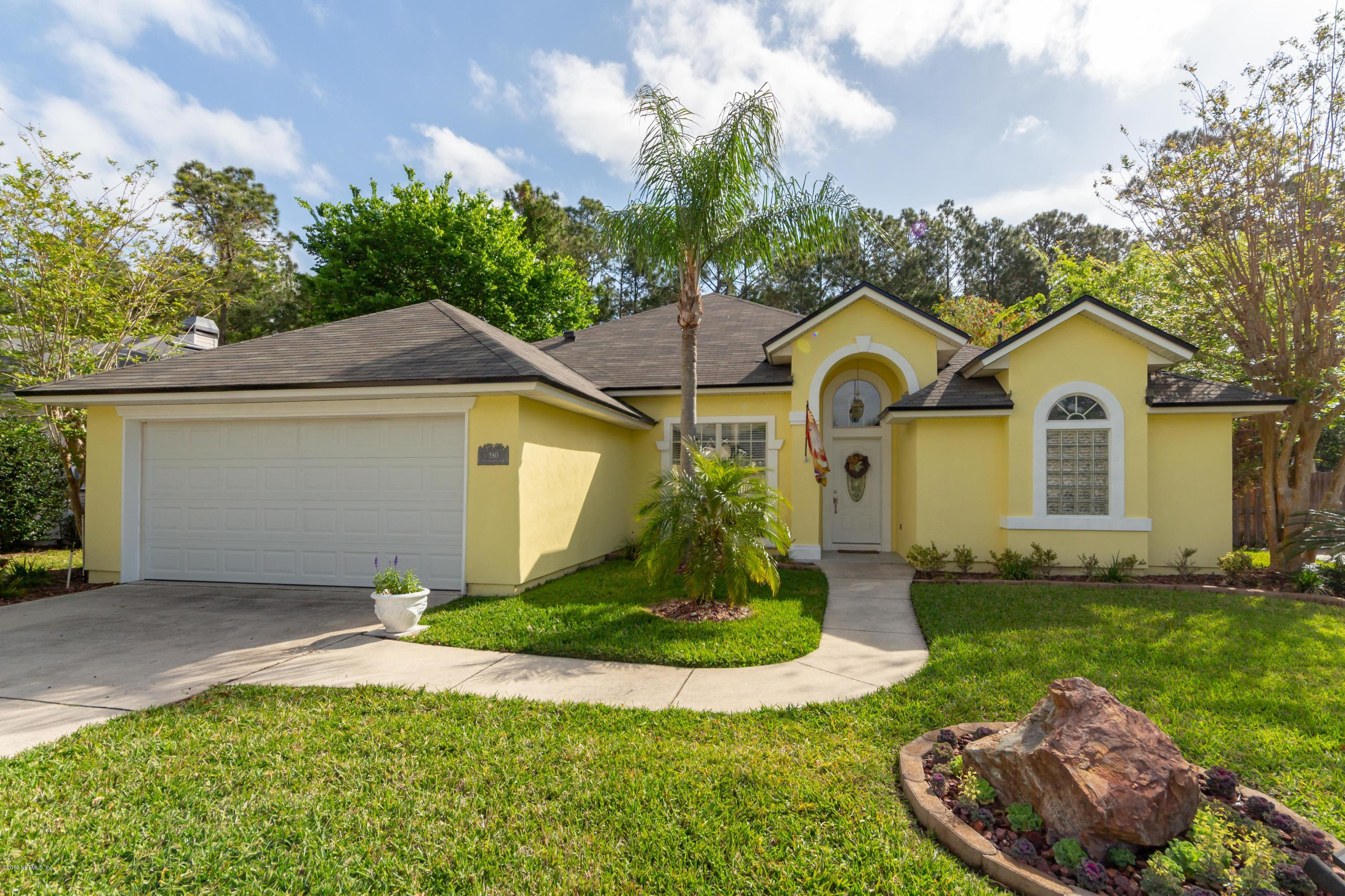 280 BELL BRANCH, JACKSONVILLE, FLORIDA 32259, 4 Bedrooms Bedrooms, ,2 BathroomsBathrooms,Residential - single family,For sale,BELL BRANCH,986821