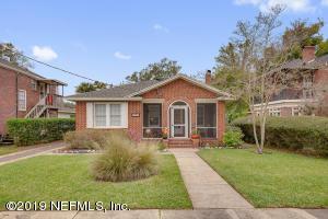 Photo of 1724 Flagler Ave, Jacksonville, Fl 32207 - MLS# 986749