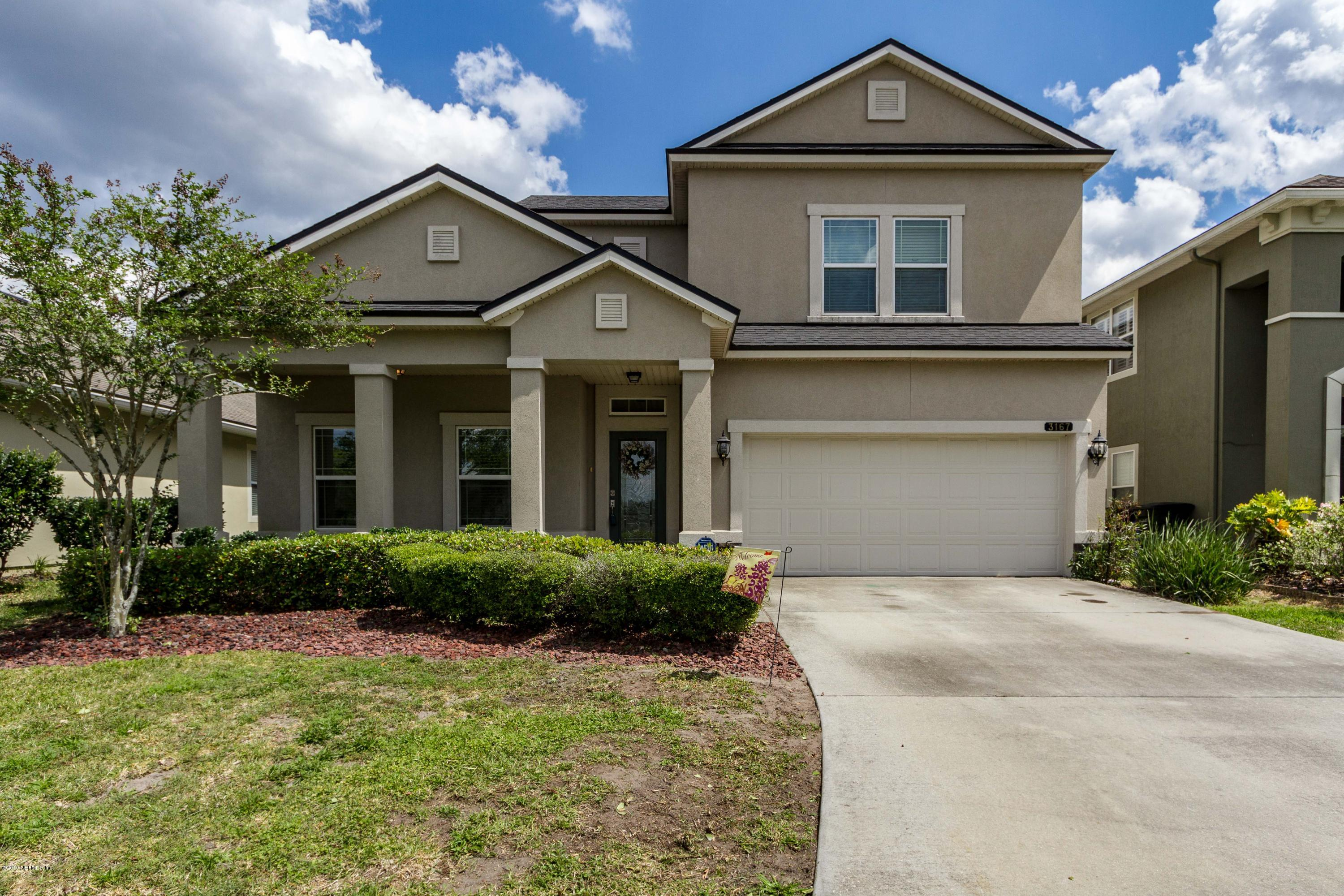 3167 HIDDEN MEADOWS, GREEN COVE SPRINGS, FLORIDA 32043, 4 Bedrooms Bedrooms, ,2 BathroomsBathrooms,Residential - single family,For sale,HIDDEN MEADOWS,986754