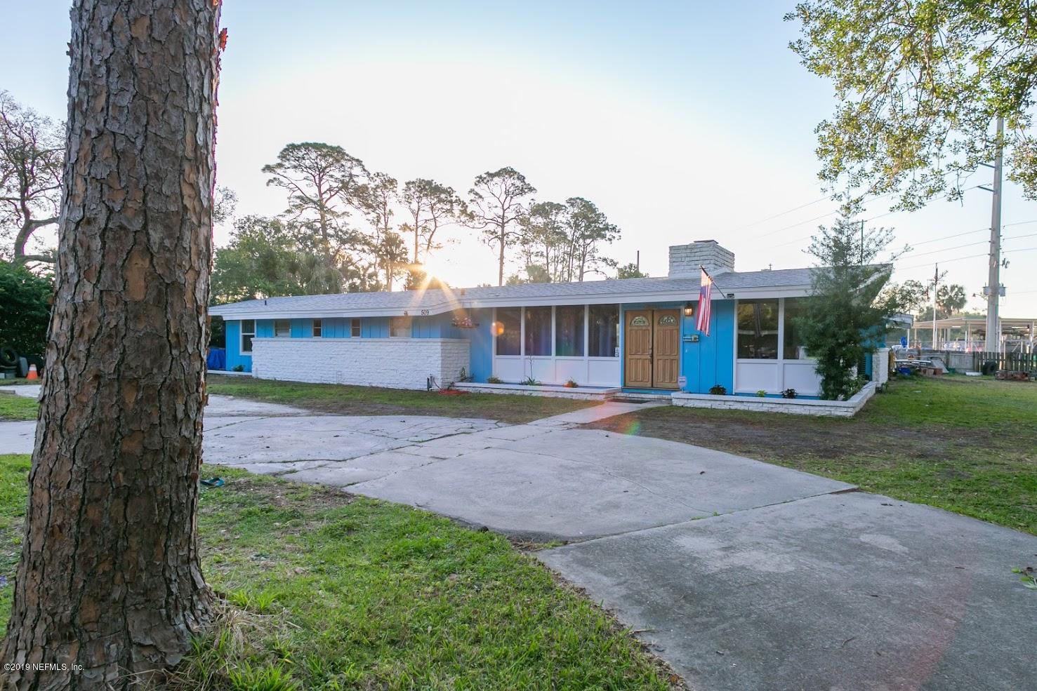 Photo of 509 HOLLY, JACKSONVILLE BEACH, FL 32250