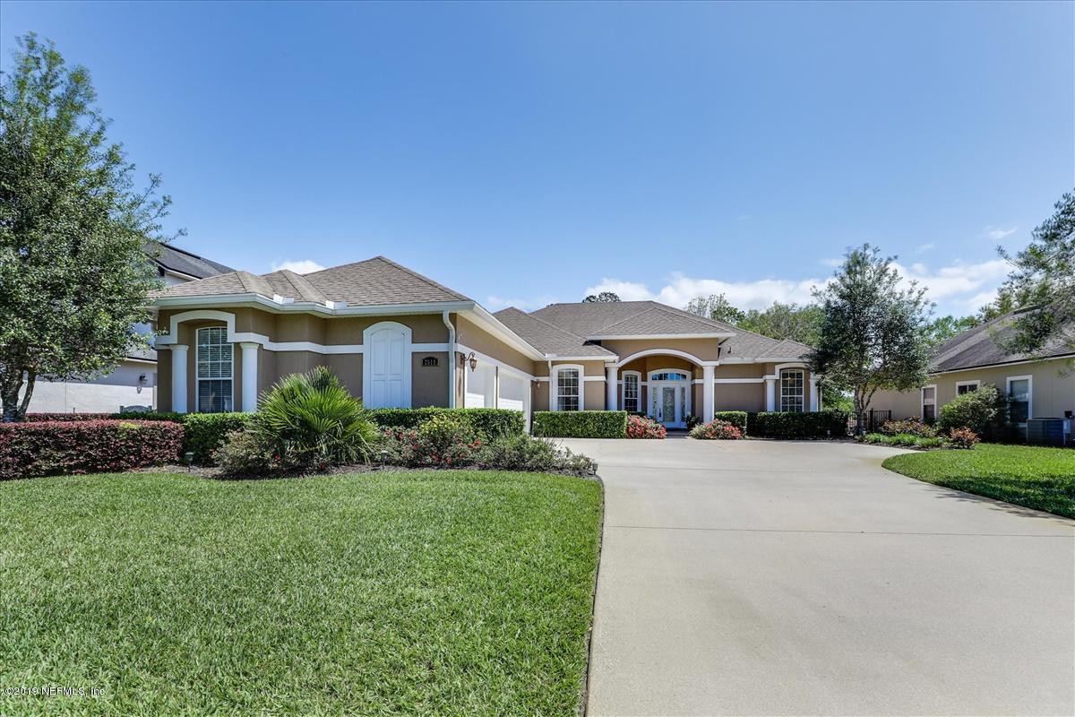 2519 CIMARRONE, ST JOHNS, FLORIDA 32259, 4 Bedrooms Bedrooms, ,3 BathroomsBathrooms,Residential - single family,For sale,CIMARRONE,986962