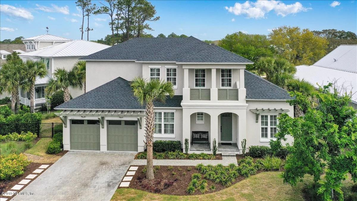 601 COASTAL OAK, ATLANTIC BEACH, FLORIDA 32233, 4 Bedrooms Bedrooms, ,3 BathroomsBathrooms,Residential - single family,For sale,COASTAL OAK,987118