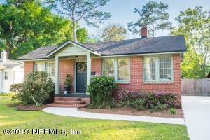 Photo of 1252 Miramar Ave, Jacksonville, Fl 32207 - MLS# 987202
