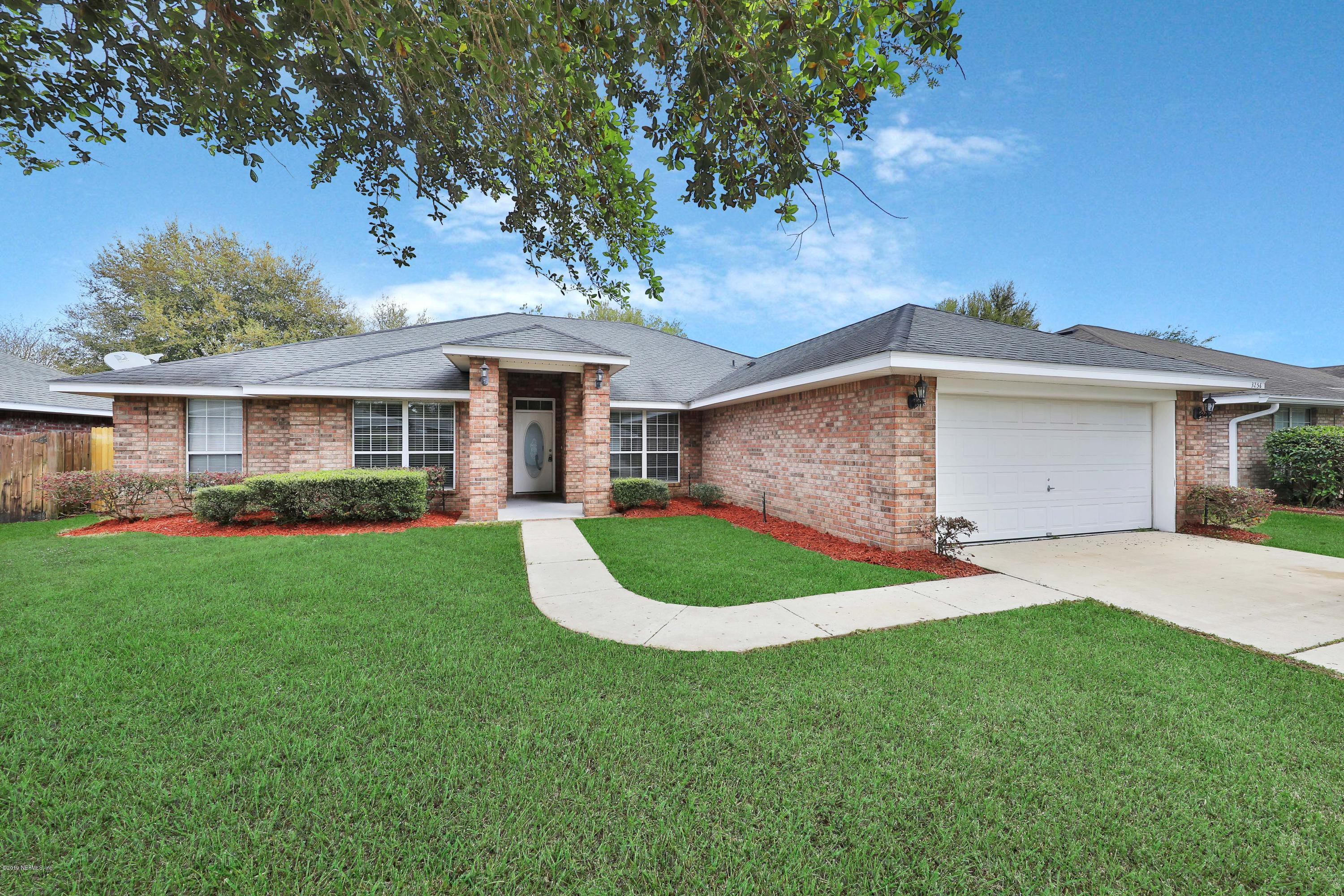 3256 SILVERADO, GREEN COVE SPRINGS, FLORIDA 32043, 4 Bedrooms Bedrooms, ,2 BathroomsBathrooms,Residential - single family,For sale,SILVERADO,987443