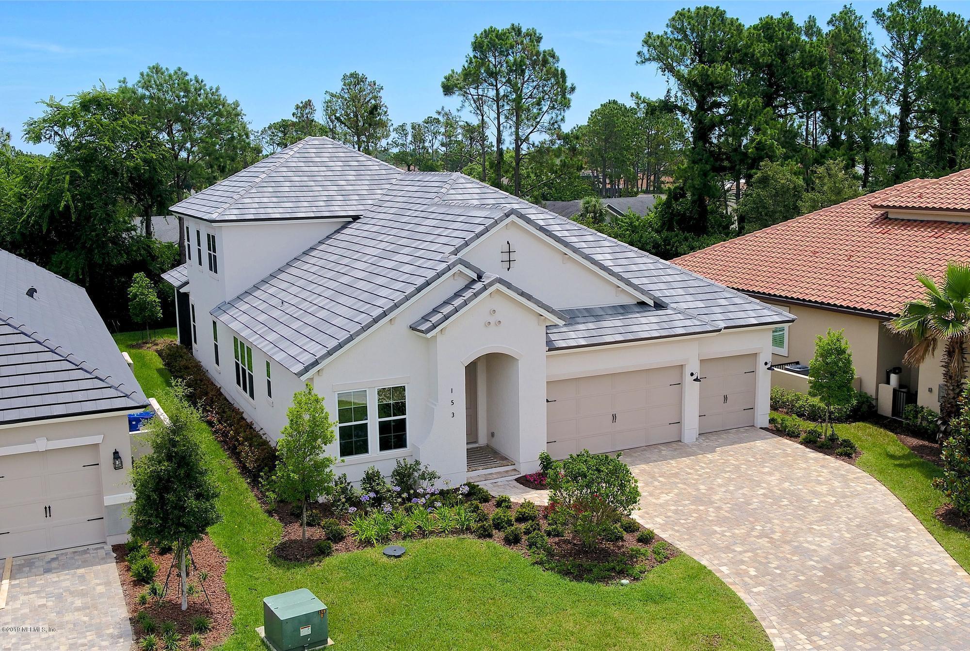 153 HOLLYHOCK, PONTE VEDRA BEACH, FLORIDA 32082, 4 Bedrooms Bedrooms, ,4 BathroomsBathrooms,Residential - single family,For sale,HOLLYHOCK,987979