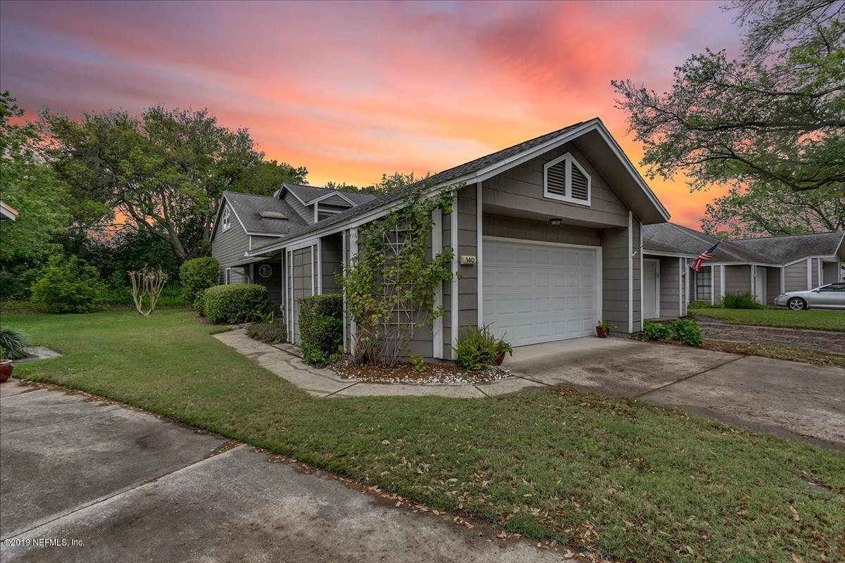 140 WILLOW POND, PONTE VEDRA BEACH, FLORIDA 32082, 3 Bedrooms Bedrooms, ,2 BathroomsBathrooms,Residential - townhome,For sale,WILLOW POND,988115