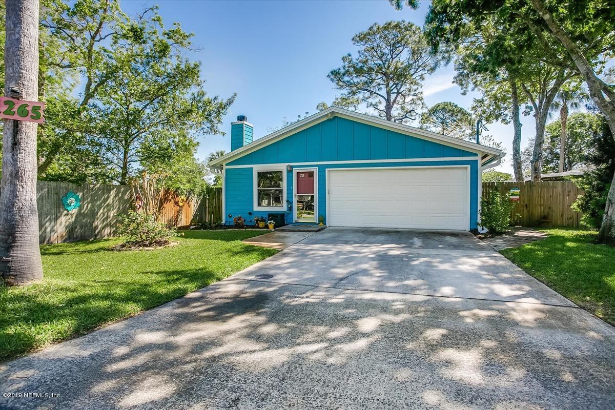 Photo of 1265 13TH, JACKSONVILLE BEACH, FL 32250