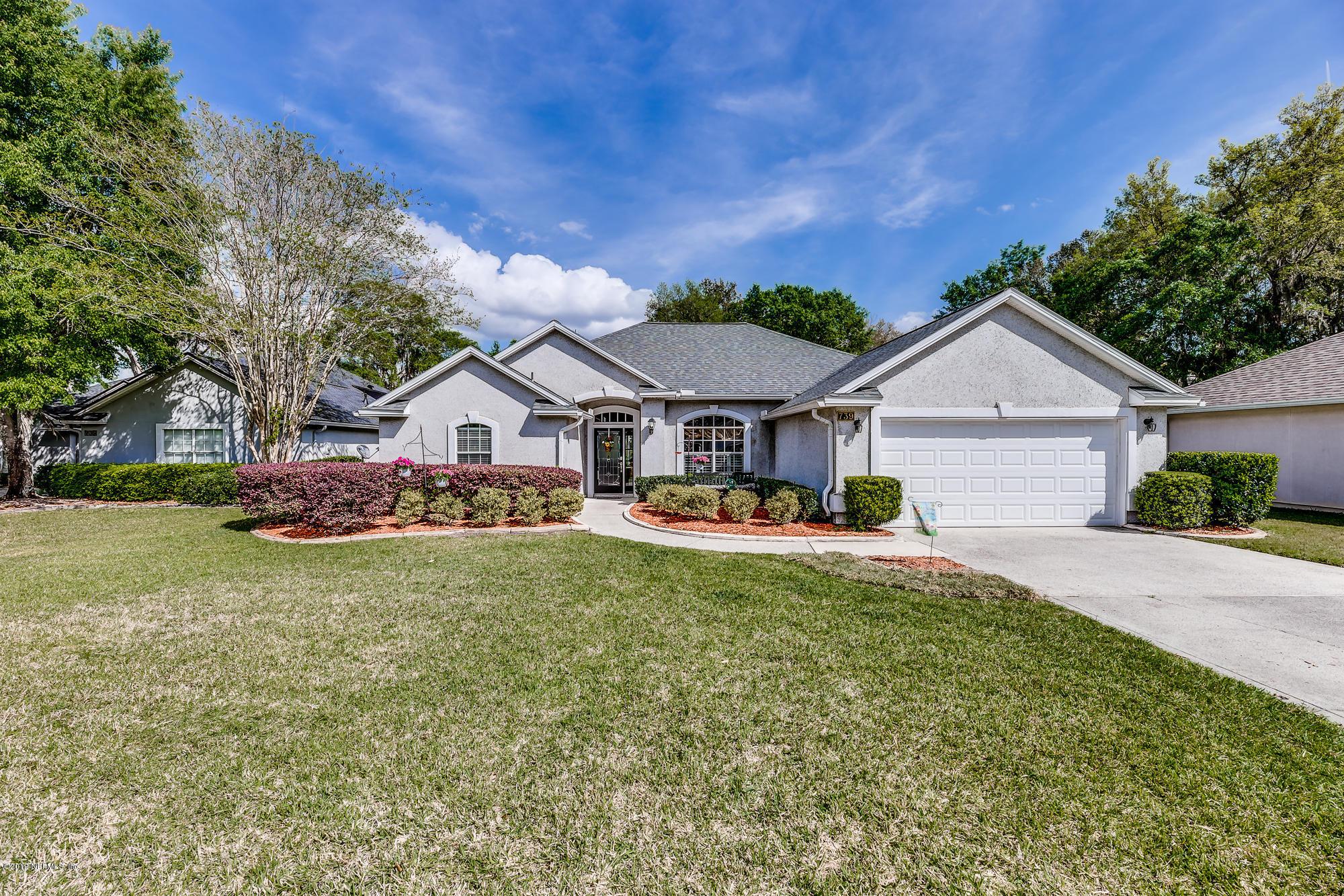 739 WESTMINSTER, ORANGE PARK, FLORIDA 32073, 4 Bedrooms Bedrooms, ,2 BathroomsBathrooms,Residential - single family,For sale,WESTMINSTER,989225