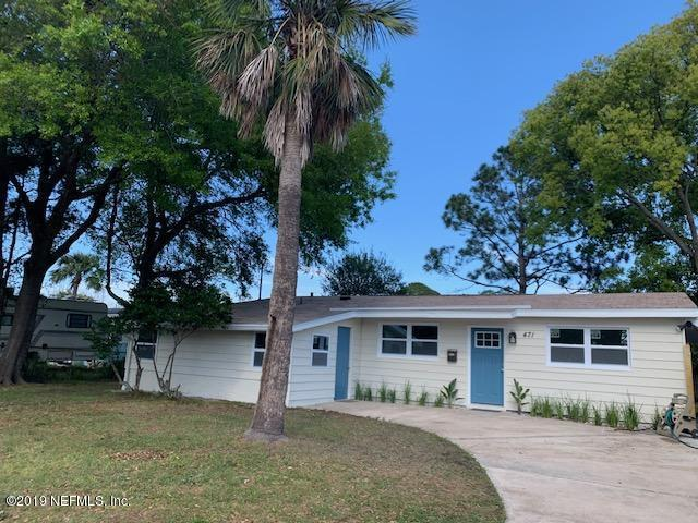 471 IREX, ATLANTIC BEACH, FLORIDA 32233, 3 Bedrooms Bedrooms, ,2 BathroomsBathrooms,Residential - single family,For sale,IREX,988334