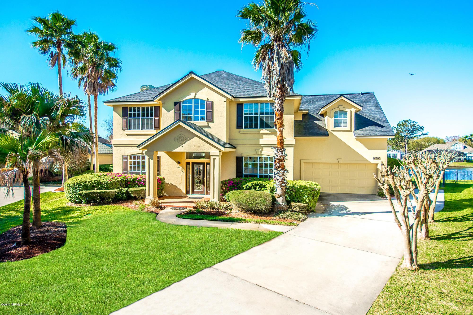 3820 SALTMEADOW, JACKSONVILLE, FLORIDA 32224, 4 Bedrooms Bedrooms, ,3 BathroomsBathrooms,Residential - single family,For sale,SALTMEADOW,988405