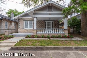 Avondale Property Photo of 3911 Herschel St, Jacksonville, Fl 32205 - MLS# 988630
