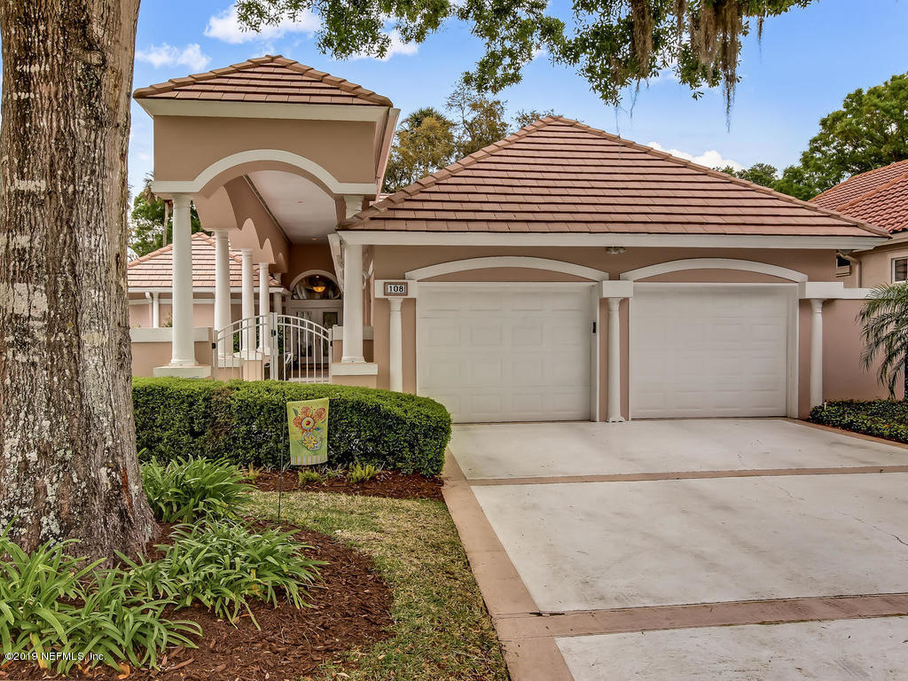 108 LAUREL, PONTE VEDRA BEACH, FLORIDA 32082, 3 Bedrooms Bedrooms, ,3 BathroomsBathrooms,Residential - single family,For sale,LAUREL,988193