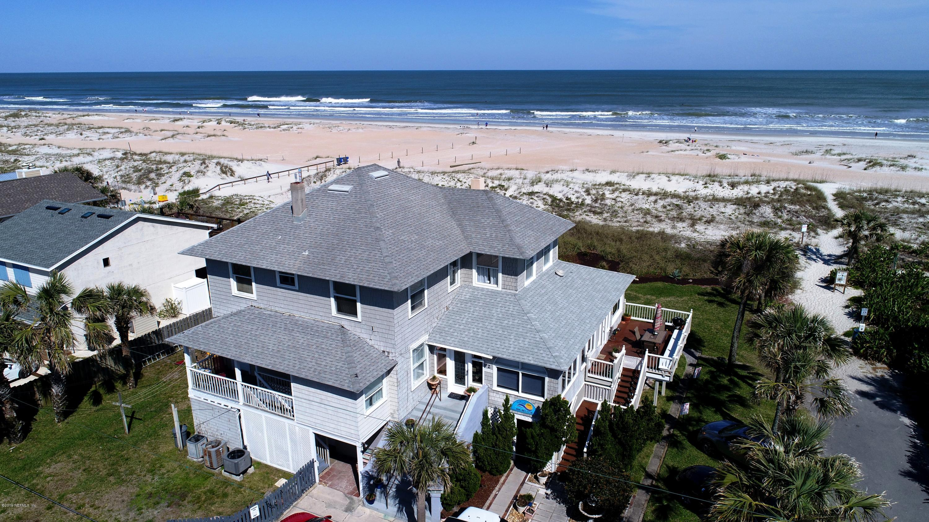 2 B, ST AUGUSTINE BEACH, FLORIDA 32080, 8 Bedrooms Bedrooms, ,8 BathroomsBathrooms,Single family,For sale,B,989924