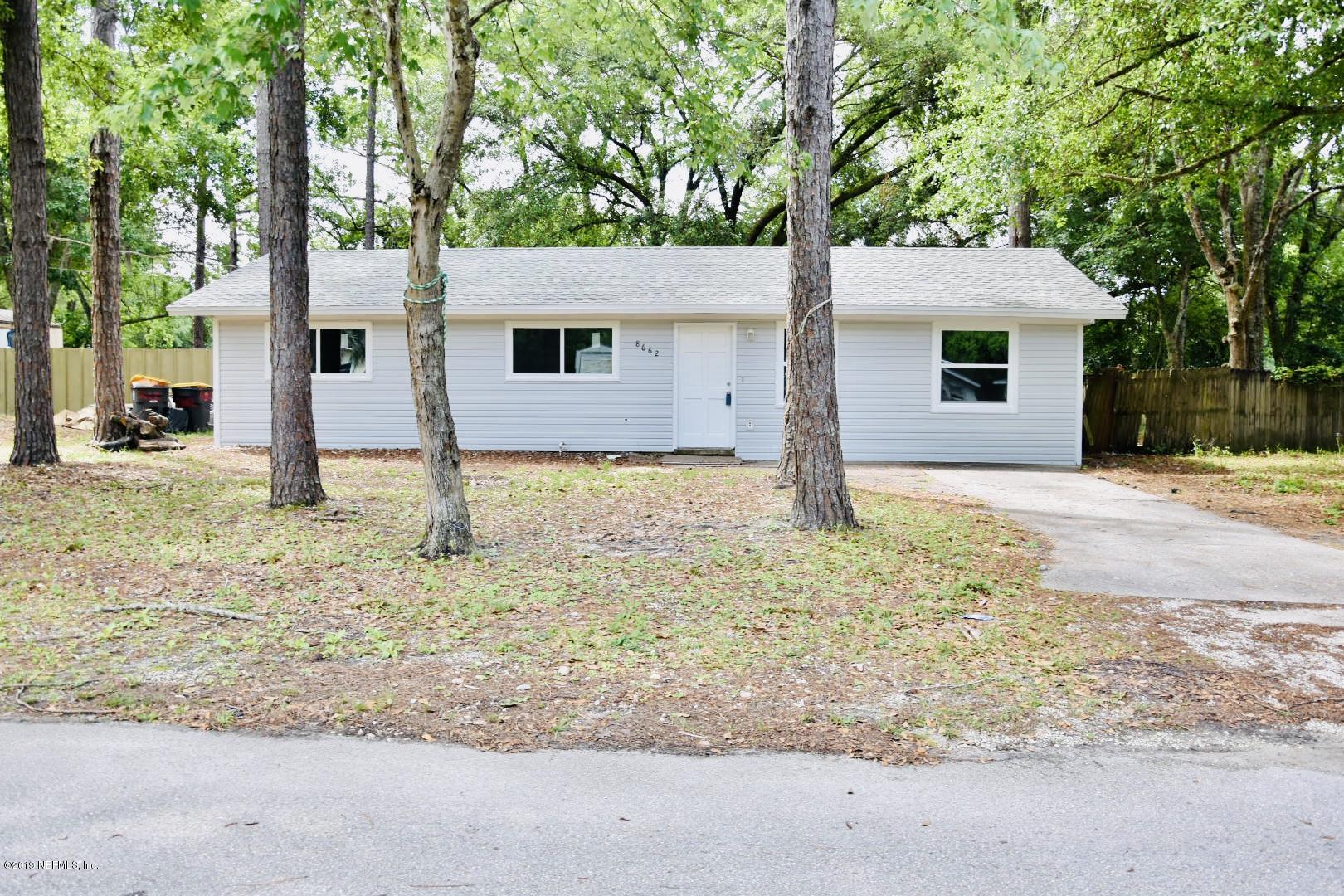 Photo of 8662 VINING, JACKSONVILLE, FL 32210