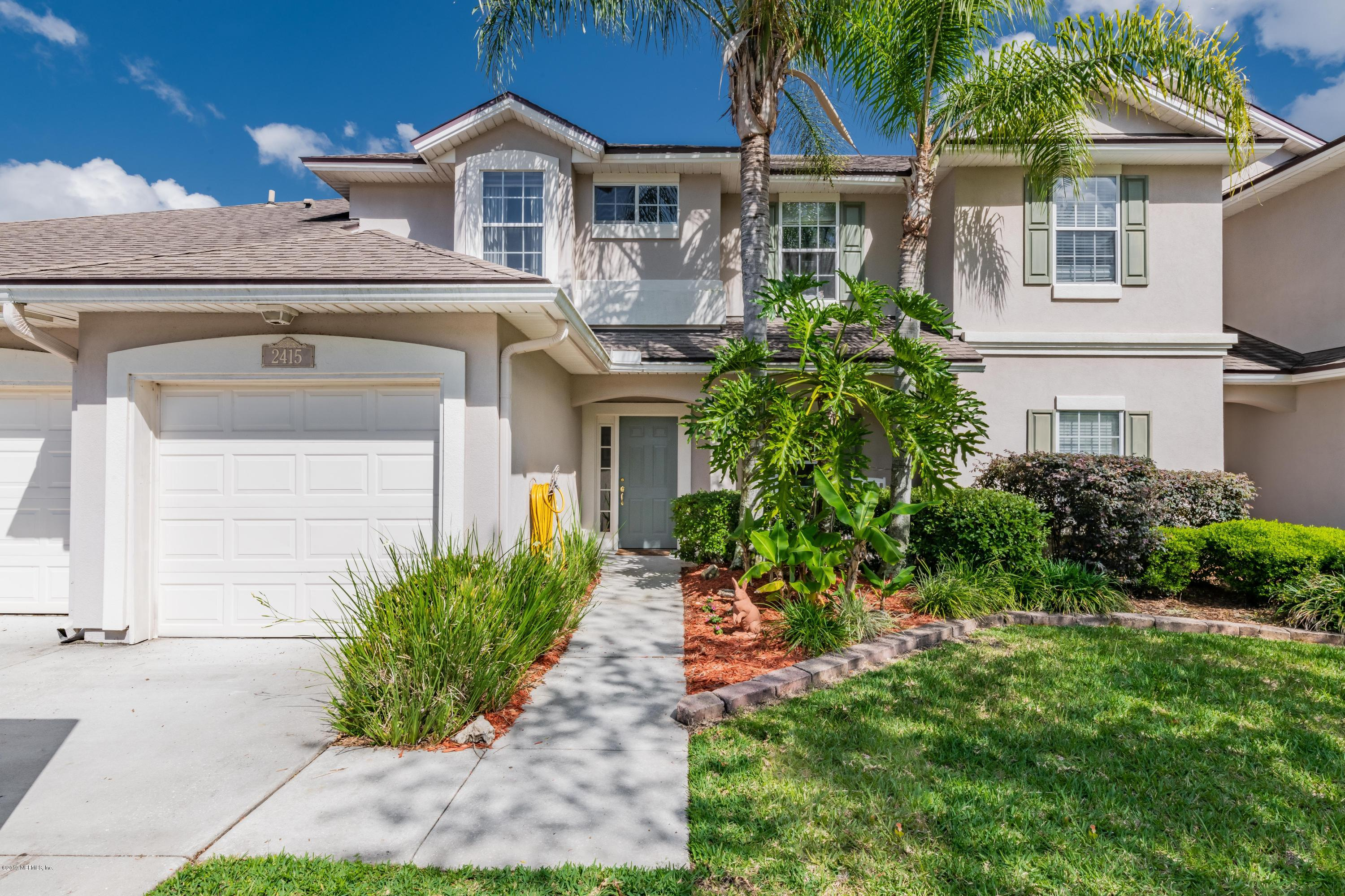 2415 OLD PINE, FLEMING ISLAND, FLORIDA 32003, 3 Bedrooms Bedrooms, ,2 BathroomsBathrooms,Residential - townhome,For sale,OLD PINE,989729