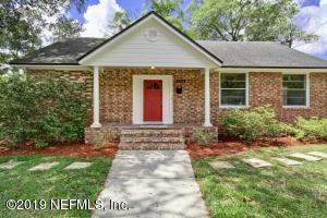 Photo of 2504 Springmont St, Jacksonville, Fl 32207 - MLS# 989677